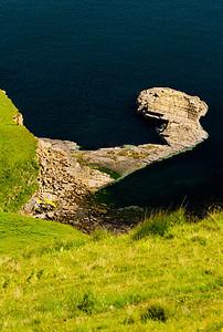coastline, Skye, Scotland
