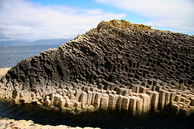 """Giants causeway"", Staffa, Scotland"