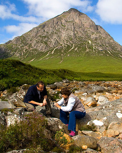 Judi working with professional photographer, Dimitri, in Glencoe, Scotland see Dimitri at  dv@dvattika.com