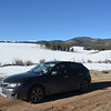 My (proudly) dirty Subaru near Bobcat Pass, New Mexico - Feb 2012