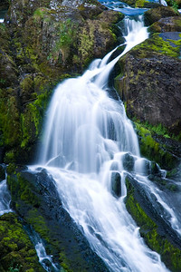 Swallows falls at Betws y Coed, North Wales
