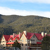 More of the red-roofed condos in Red River - Feb 2012