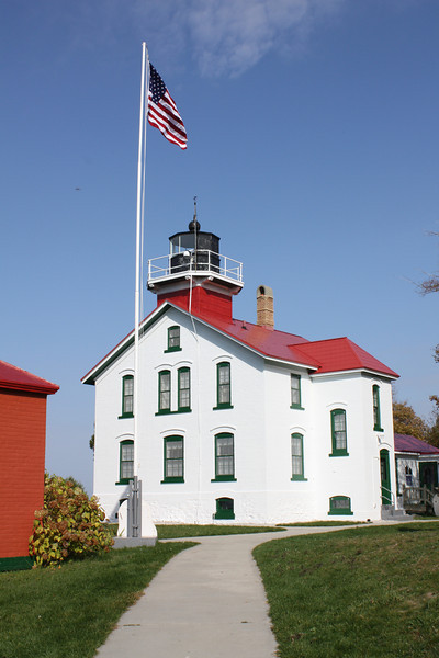 Northport Point lighthouse