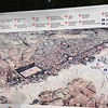 Hierapolis. Map of the site.