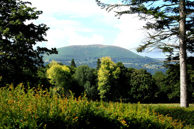 Views from Trebencyn.