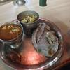 Tonight's dinner, Dhindo in Upper Pisang