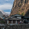 Trek Started from Chame, Manang