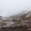 Foggy morning, Tilicho Base Camp
