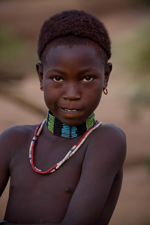 Hamar girl