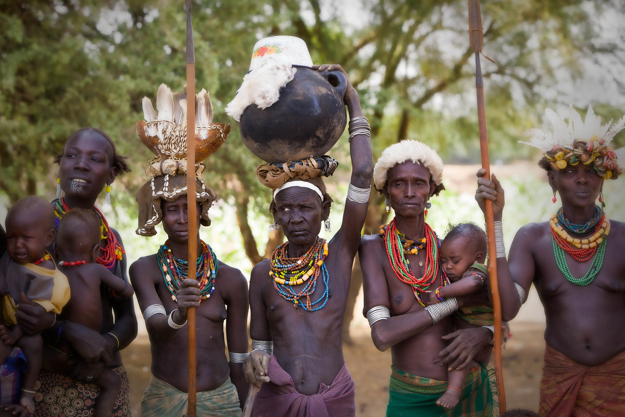 Nyangatom group