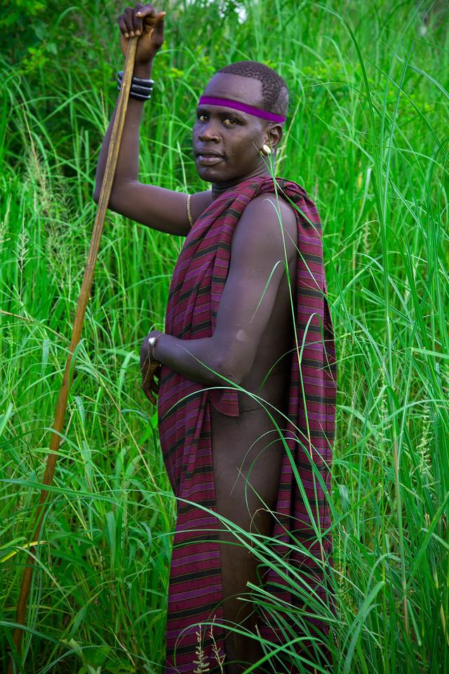 Bodi Tribesman