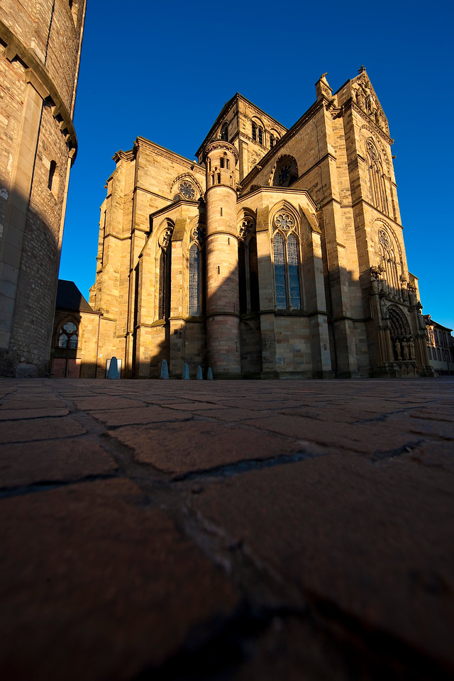 Trier Cathedral.