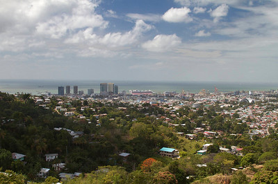Overview of Port of Spain