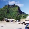 Bora Bora arrival - en route to our hotel