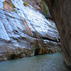 The deep part of The Narrows; Zion