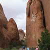The Devil's Garden; Arches National Park