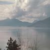 Queen Elezbeth Islands of Canada enroute to Whistler.