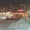 Whistler Village (people disappeared due to long exposure)