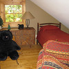 upstairs twin bed