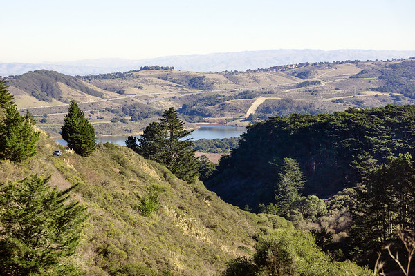 overlook in Can Francisco Area