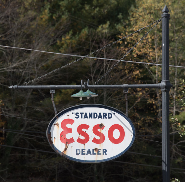 Location- Master General Store, Valle Cruise, NC