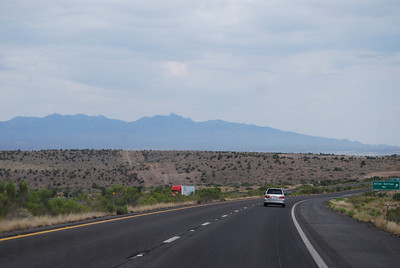 2012 Trip West