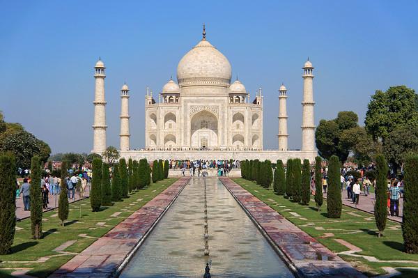 Trip to Agra, 12 November 2011
