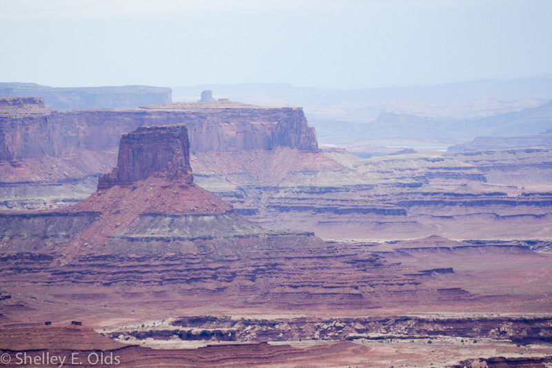 Island in the Sky; Trip to Canyonlands and Arches National Park; Moab, UT