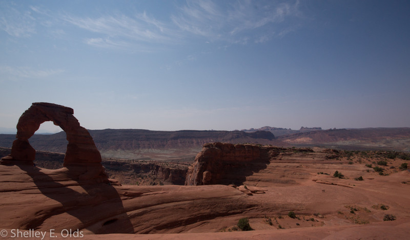 Arches National Park: Hike to Delicate Arch; Trip to Canyonlands and Arches National Park; Moab, UT