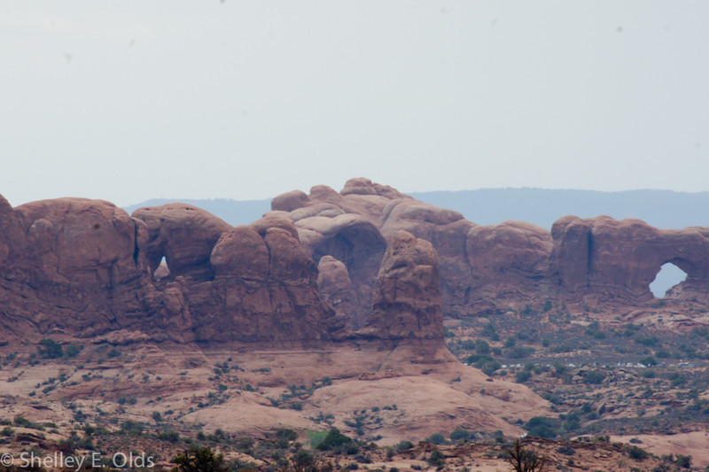 Arches National Park; Trip to Canyonlands and Arches National Park; Moab, UT