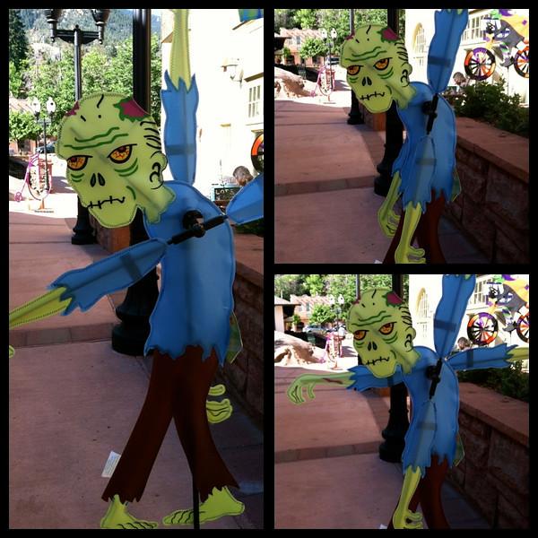 zombie pics for Ezra.  :)