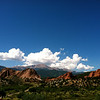 Views of Garden of the Gods...