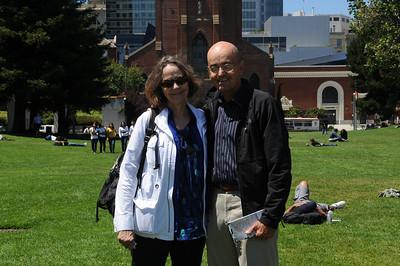 California Trip to Meet Leah, July 20-31, 2010