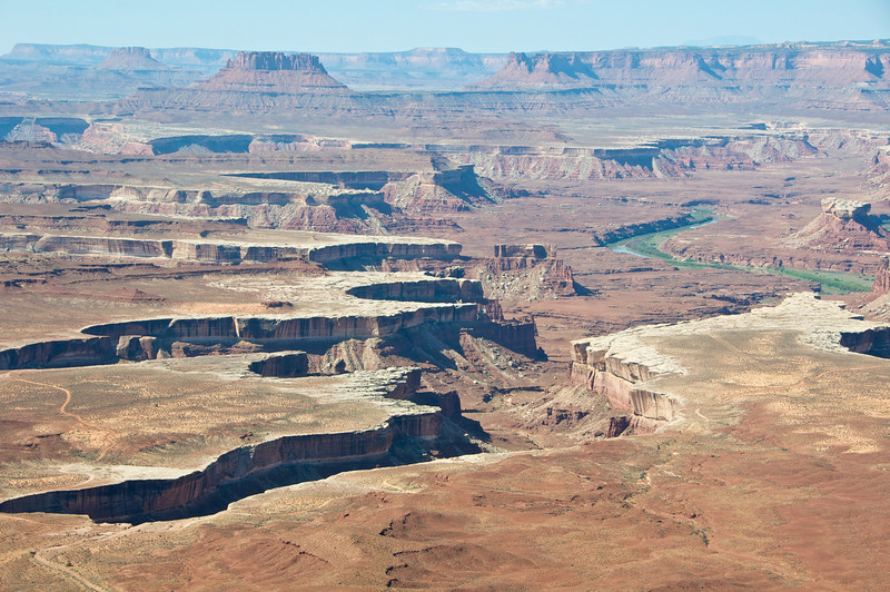 Canyonlands and the Green River