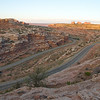 Road to Canyonlands National Park, Utah