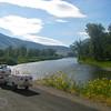 Idaho 93, the Salmon River.