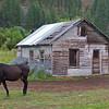 Across from the Broken Arrow Resort, Gibbonsville, Idaho