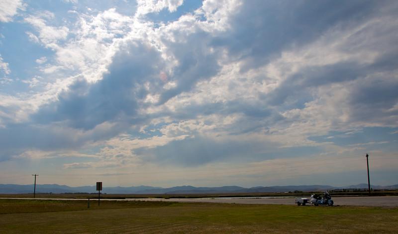Near Ronan, MT