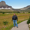 Logan Pass, surprisingly only 6646 feet altitude