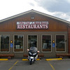 Great restaurant outside Glacier in Columbia Falls Montana