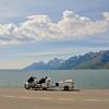 One view of Yellowstone Lake