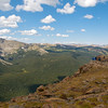 Viewpoint, Rocky Mountain National Park