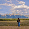 Grand Tetons.  Off to Yellowstone.