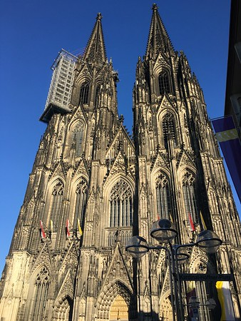Trip to Cologne Germany