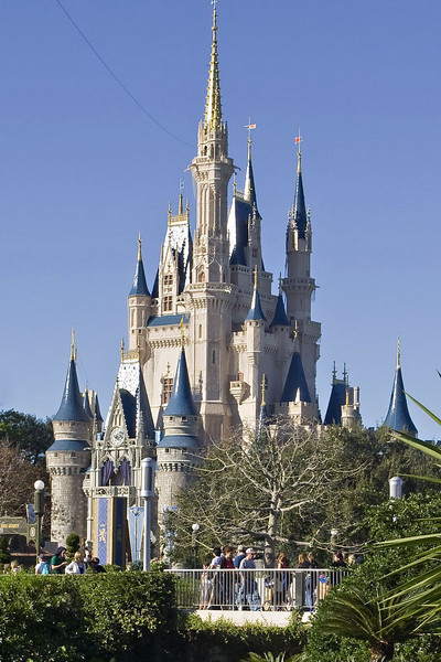 Trip to Disney World