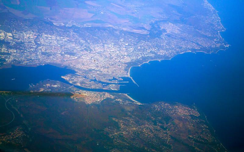 We reach the Black Sea at the Bulgarian port of Varna