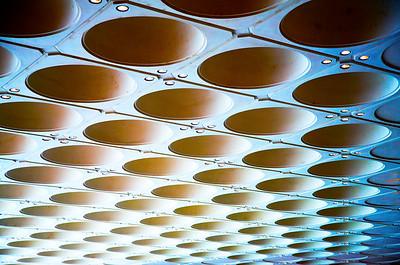 Museum ceiling design