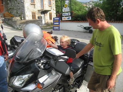 Future Croatian Biker?