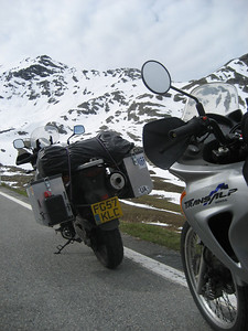 I think that the name TRANSALP is very apt !!