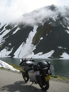 Fluela Pass, Switzerland
